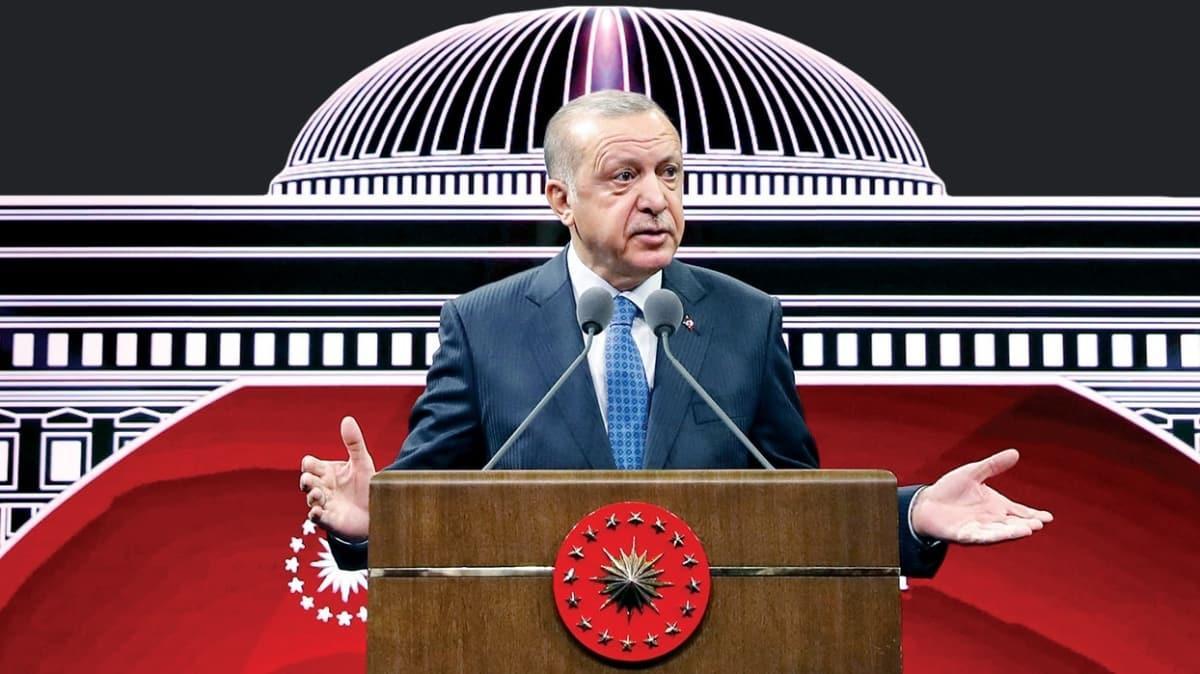 Başkan Erdoğan: Biz artık bu gölge oyunundan bıktık