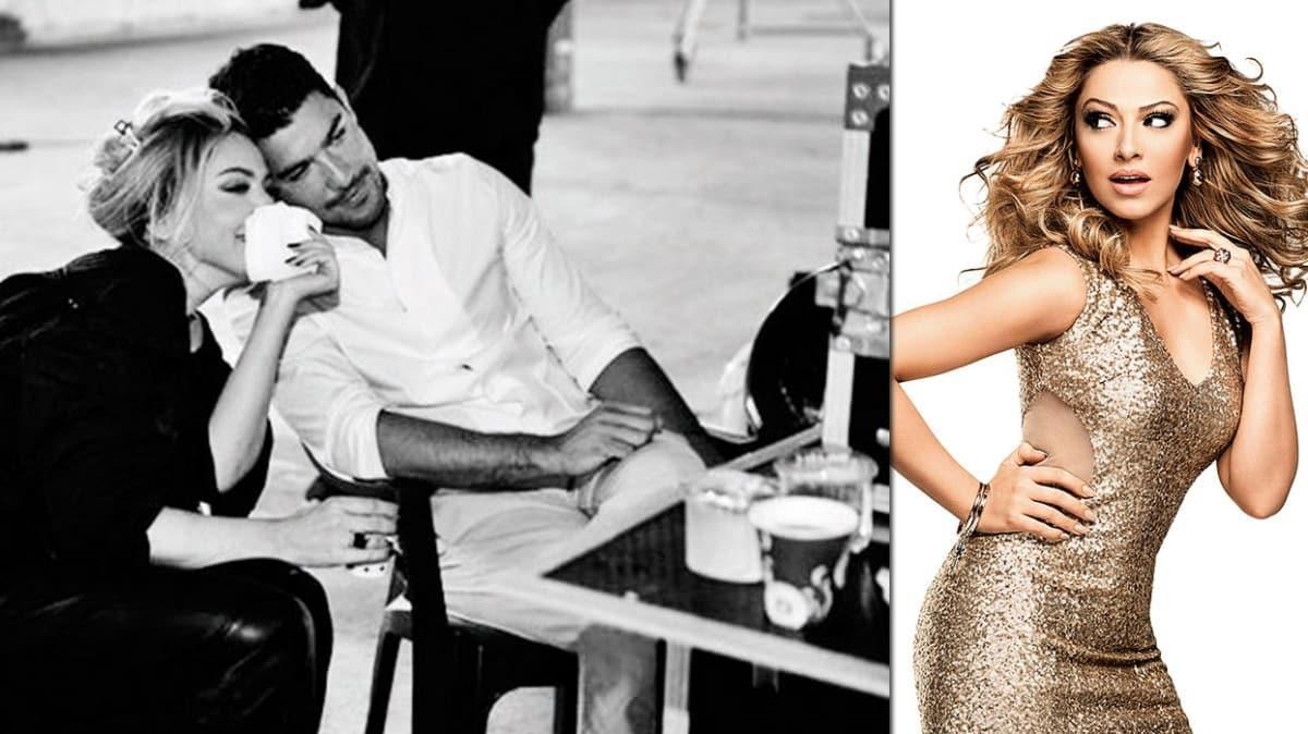 Hadise ile aşk yaşayan Hekimoğlu'nun Mehmet Ali'si Kaan Yıldırım'dan 'Küçük Bir Yol' notuyla romantik paylaşım!