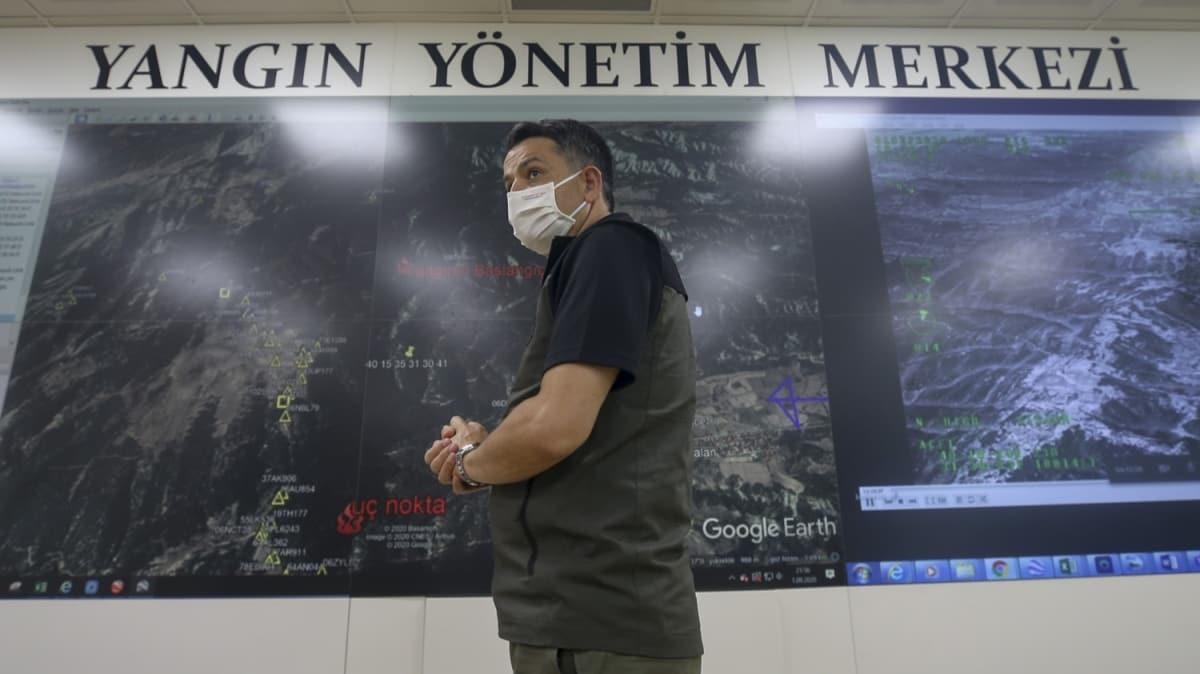 Tarım ve Orman Bakanı Pakdemirli'den Ankara Nallıhan'daki yangınla ilgili açıklama