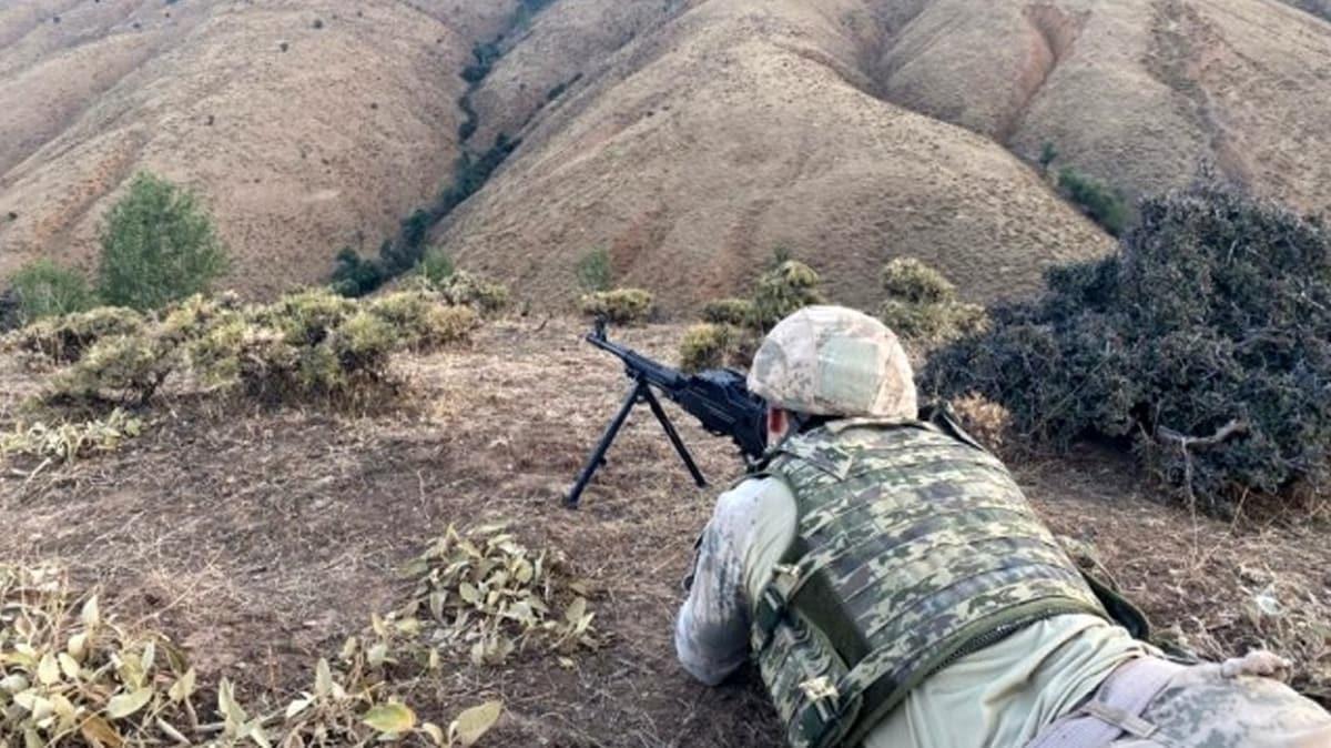 Yıldırım-9 Şenyayla Operasyonu başladı: Bin 22 personel görev alıyor