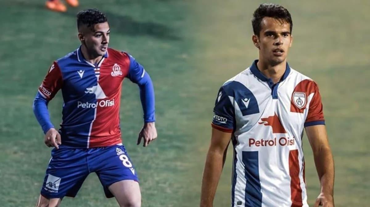 Süper Lig ekipleri, Kerim Alıcı ve Oğulcan Ülgün'in peşini bırakmıyor