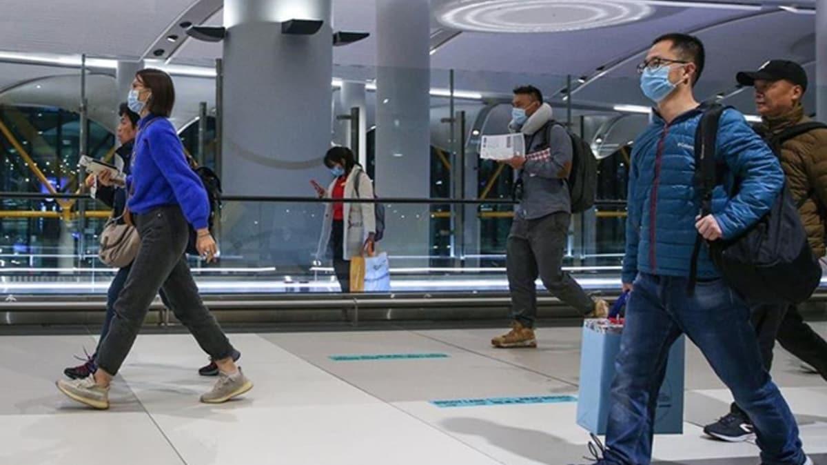 Pekin Başkent Uluslararası Havalimanı 8 ülkeden uçuşlara açıldı