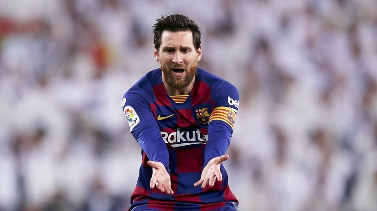 Lionel Messi'nin babası Jorge: Oğlum bir yıl daha takımda kalabilir