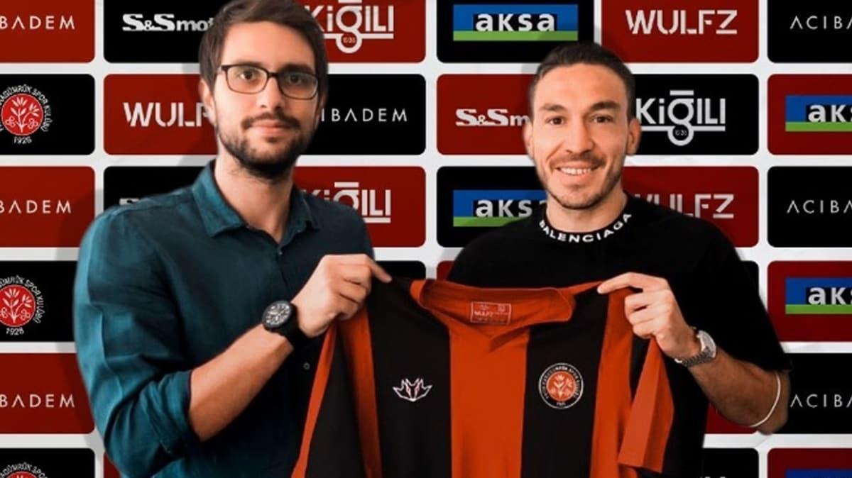 Fatih Karagümrük, Mevlüt Erdinç'i transfer etti