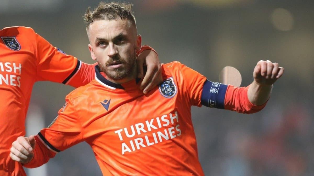 Fenerbahçe'den Başakşehir'e Edin Visca teklifi: 5 futbolcu ve 3-4 milyon euro