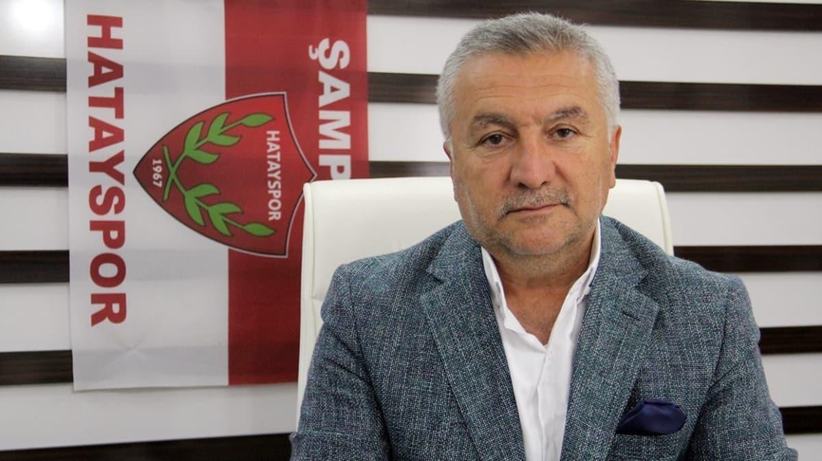 Hatayspor Basın Sözcüsü Rahmi Vardı: Şimdiye kadar 600 futbolcuyu inceledik