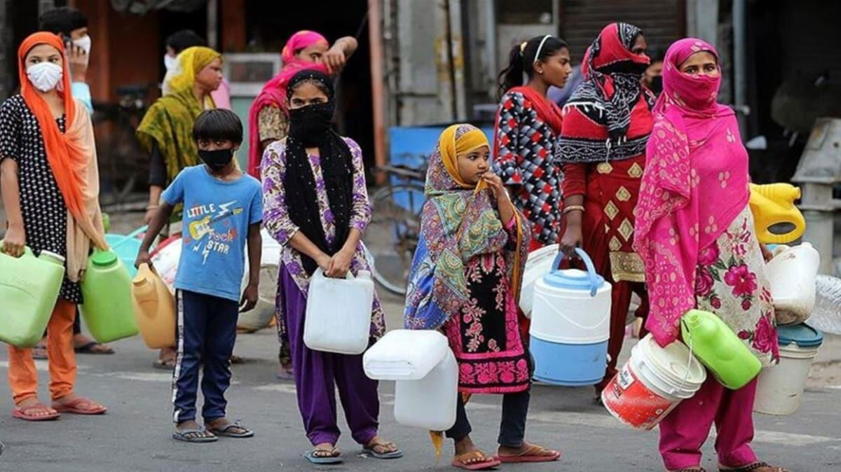Hindistan, Brezilya ve Meksika'da Koronavirüs'te son durum