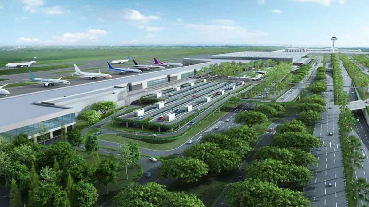 Altyapı çalışmalarının yüzde 67'si tamamlandı: Gümüşhane-Bayburt Havalimanı'nda ilk uçuş 2023'te