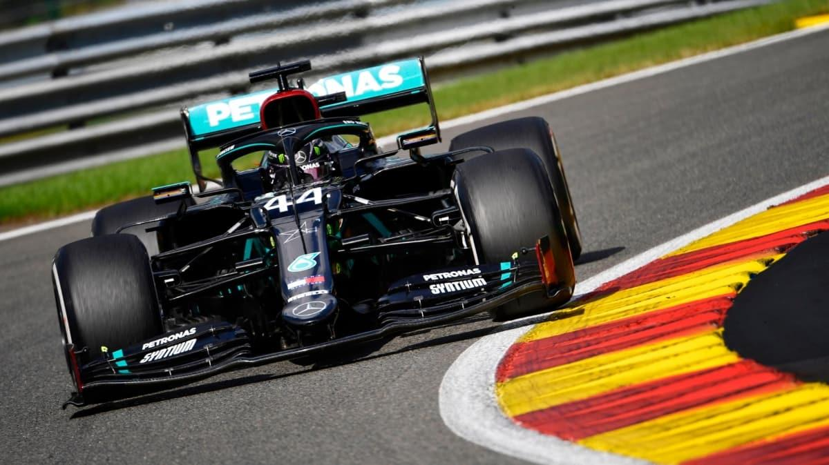 İtalya Grand Prix'sinde pole pozisyonu Hamilton'ın
