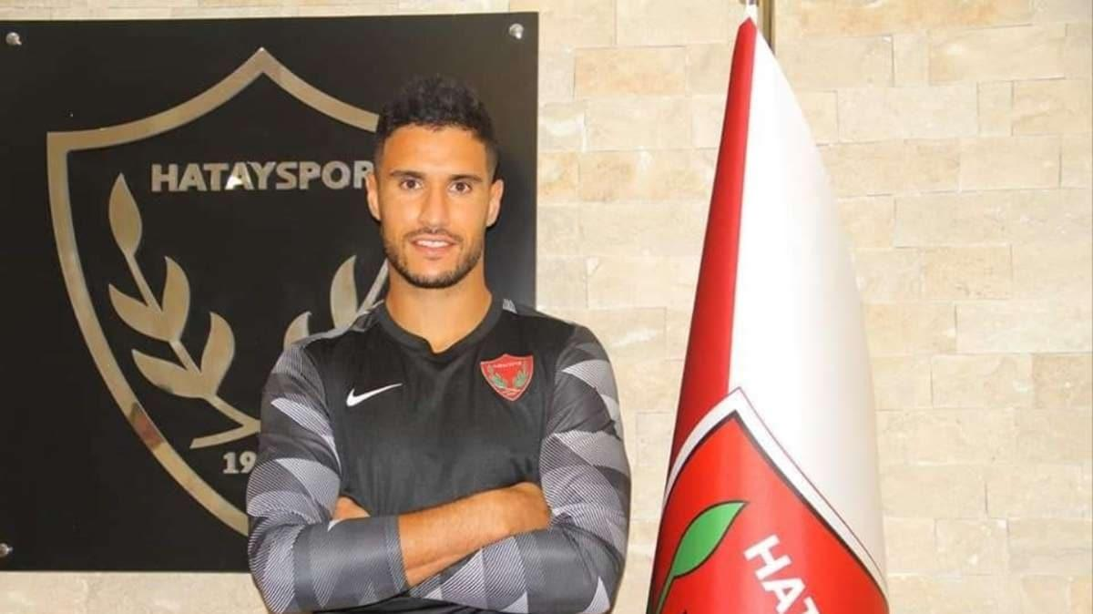 Munir Mohamedi, Hatayspor'da
