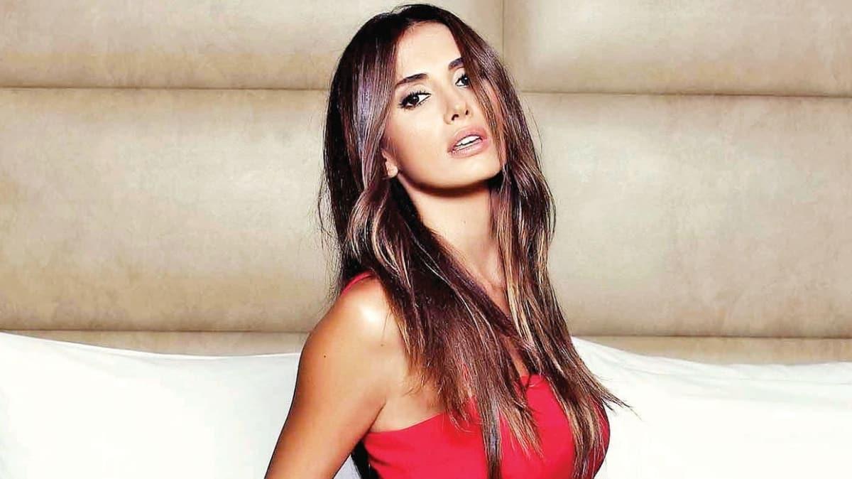 Mustafa Sandal'ın eski eşi Emina Jahovic kendi kozmetik markasını kuruyor!