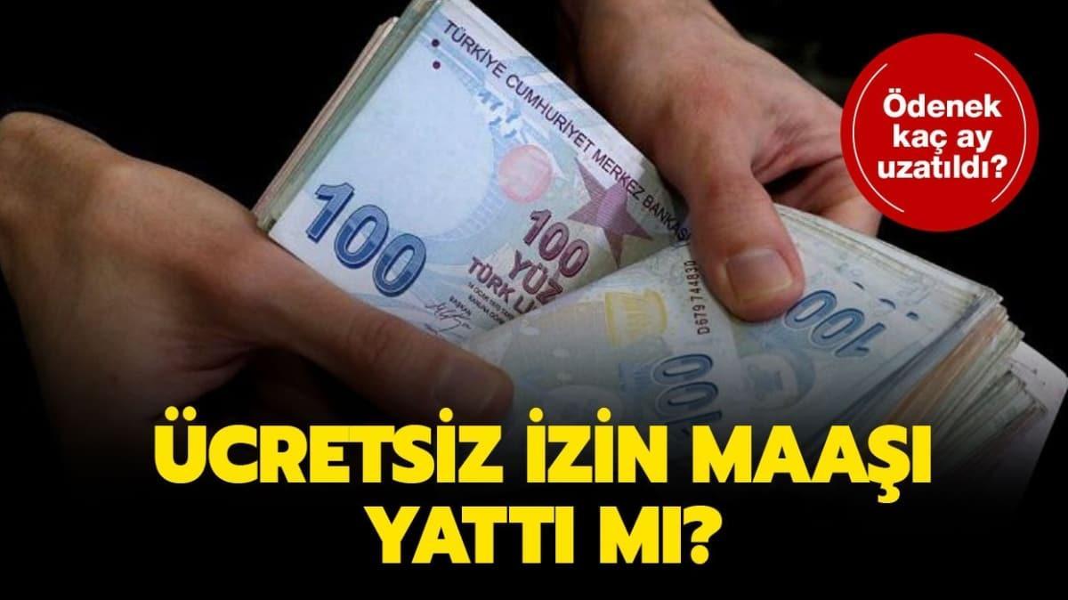 """Eylül ayı ücretsiz izin maaşı bugün yattı mı"""""""