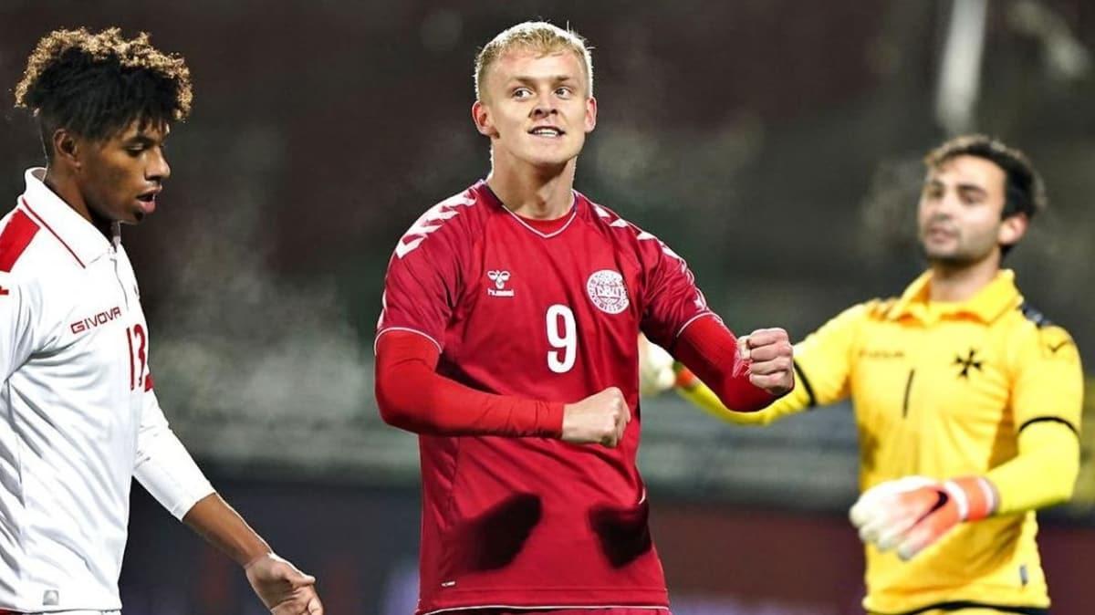 Trabzonspor, Sörloth'un ayrılması halinde Jens Odgaard'ı transfer edecek