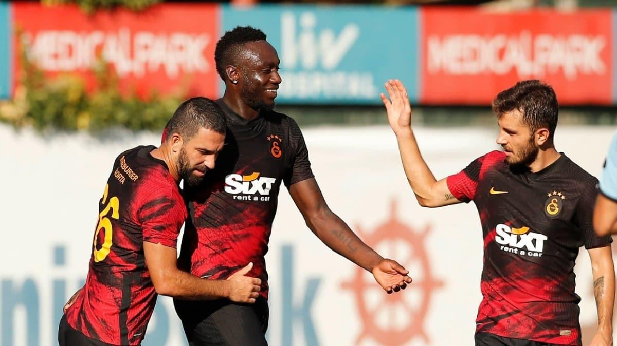 Galatasaray'da Mbaye Diagne de satılacaklar listesine eklendi