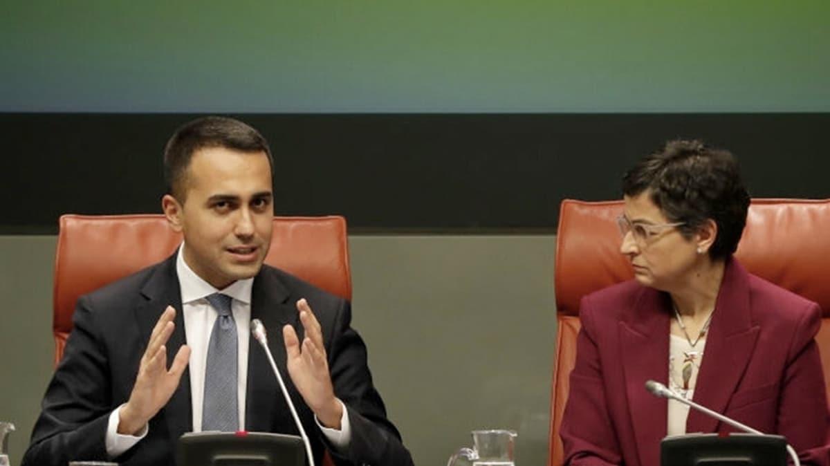 İtalya ve İspanya'dan Libya'daki çatışmanın sona ermesi için siyasi diyalog çağrısı