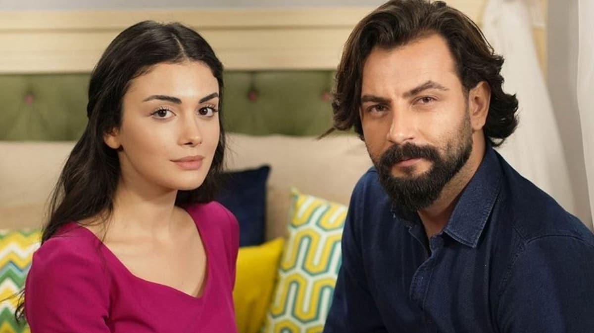 Yemin dizisinden ayrılan Özge Yağız'dan Gökberk Demirci'ye destek