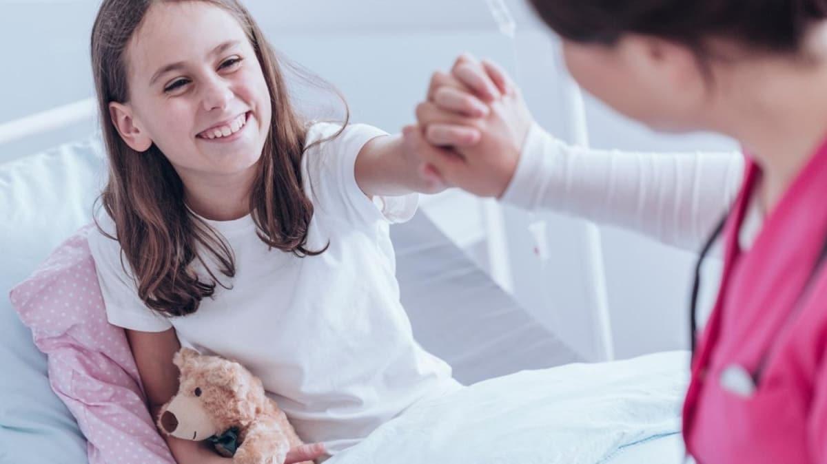 """Çocuklarda kanser belirtileri nelerdir"""" Çocuklarda kanser tedavisi nasıl"""""""