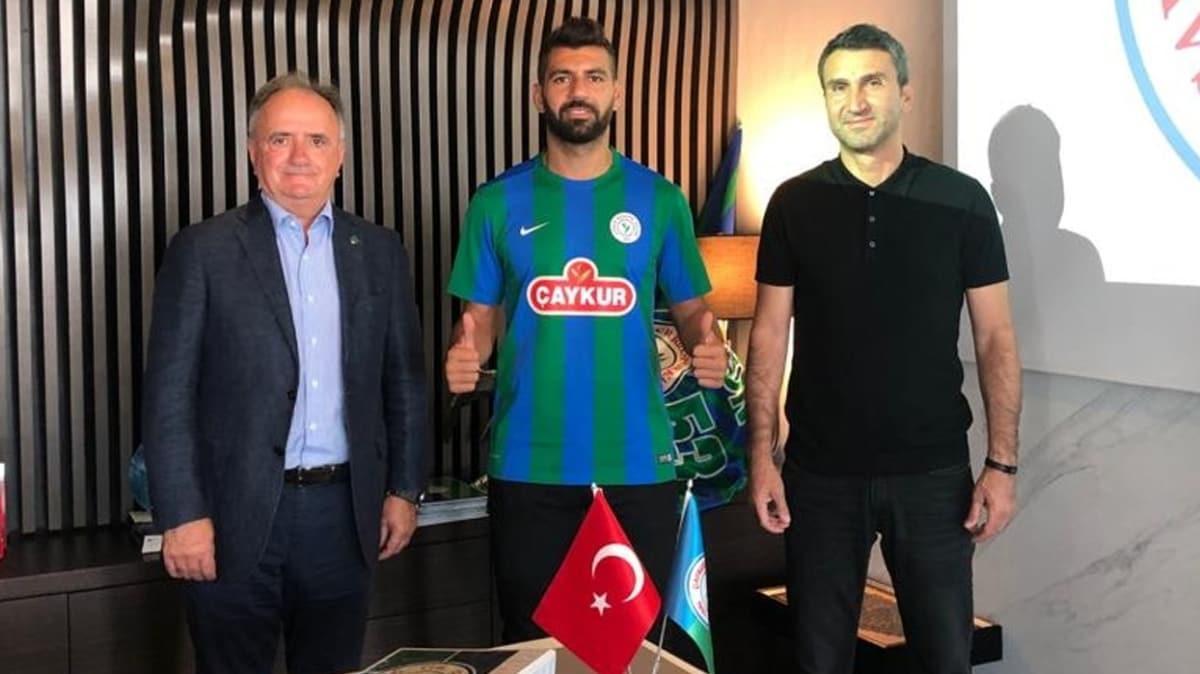 Çaykur Rizespor, Selim Ay'ı transfer etti