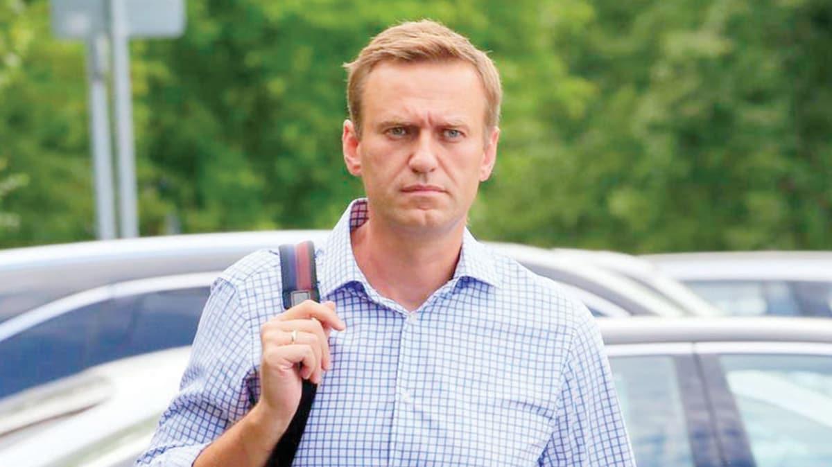 Navalni krizi büyüyor! 'Almanya Kuzey Akım'ı askıya alabilir'