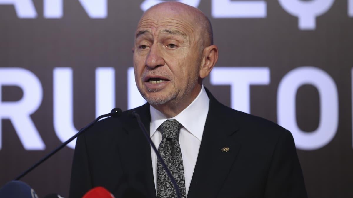 TFF Başkanı Nihat Özdemir: 'VAR'da ustalık dönemine girmiş sayılırız'