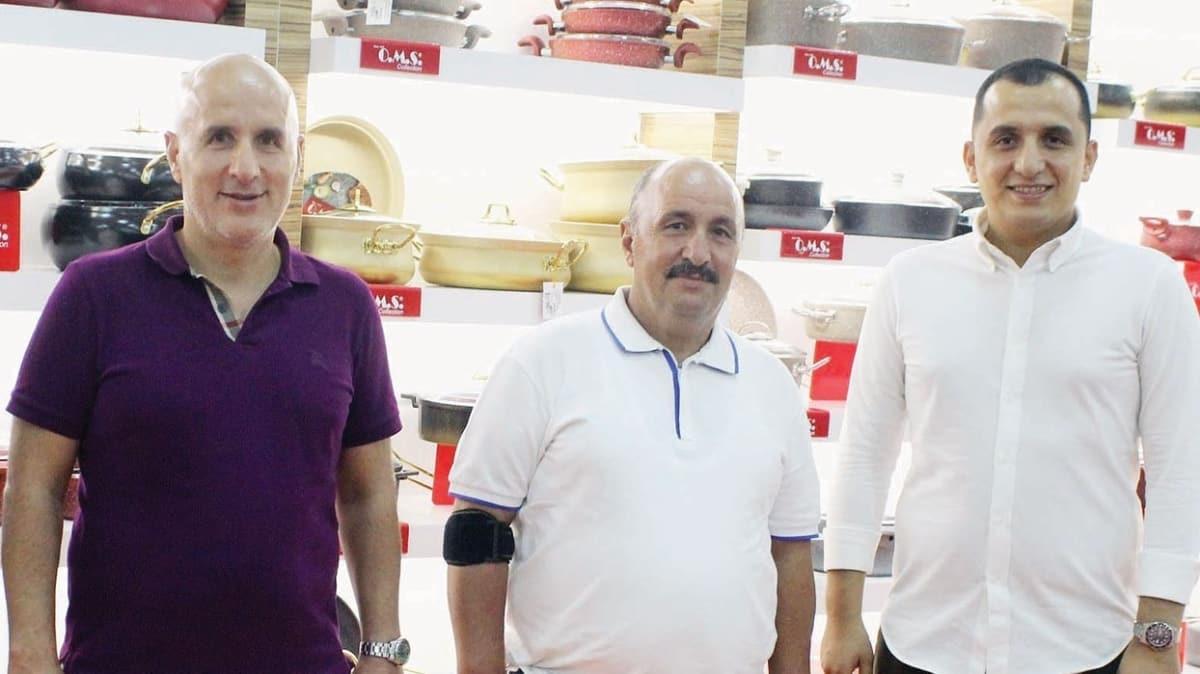 Avrupalının mutfağına 'Made in Türkiye' imzası