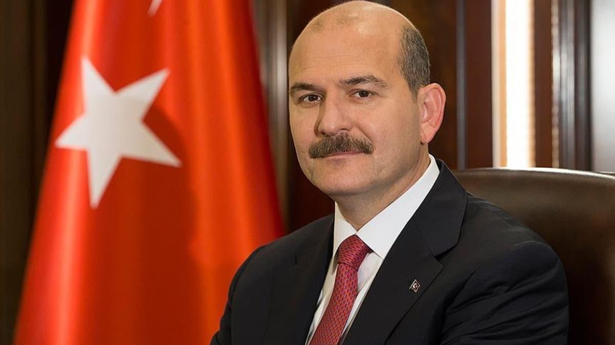 İçişleri Bakanı Soylu'dan, Diyarbakır annelerinden birinin daha evladına kavuşacağı müjdesi
