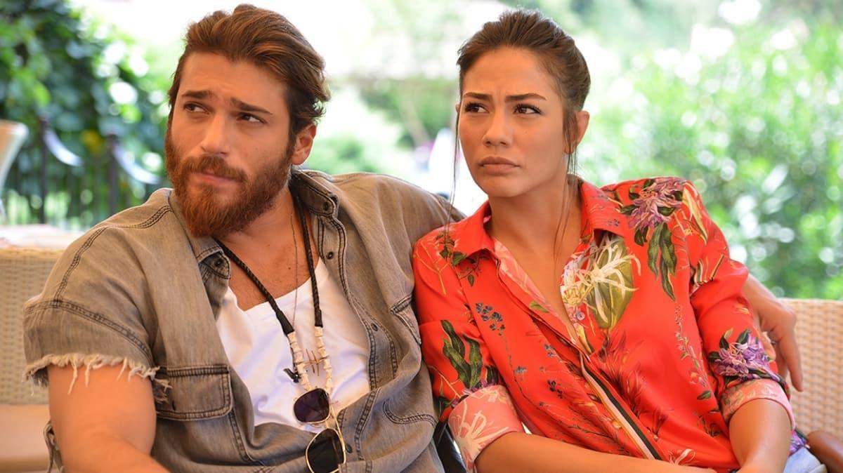 Demet Özdemir ve Can Yaman'lı 'Erkenci Kuş' dizisi başarılara doymuyor!