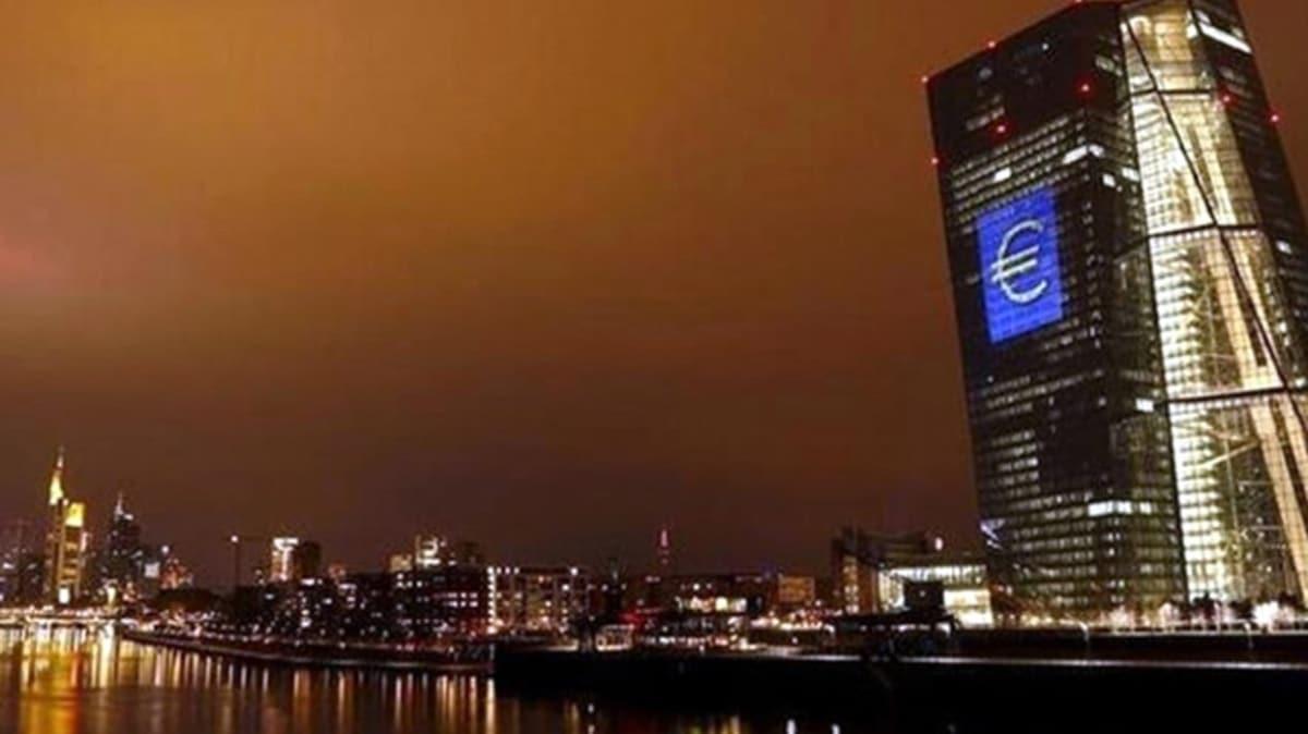 ECB, faiz oranlarında değişikliğe gitmedi: Tüm enstrümanlara ayarlama yapmaya hazırız