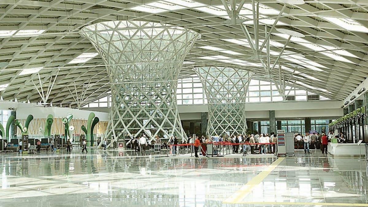İzmir Havalimanı'yla ekonomiye dev katkı
