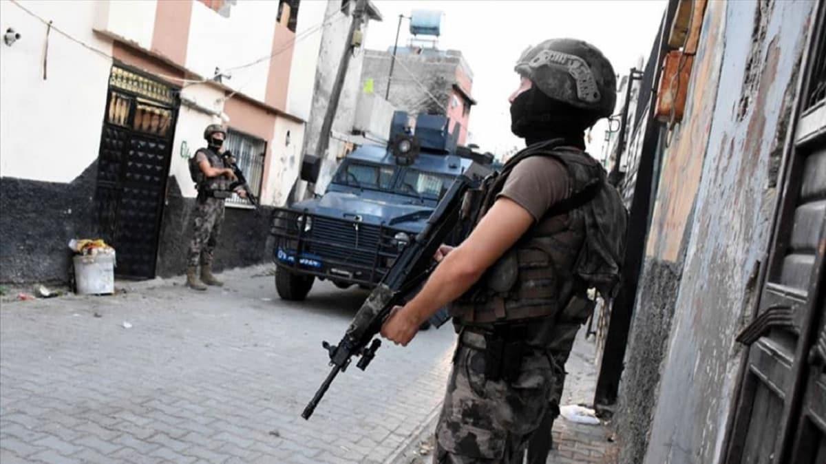 Terör örgütü DEAŞ'a bir operasyon daha: Örgütün sözde fedaisi olarak bilinen Barış Coşkun Adana'da yakalandı