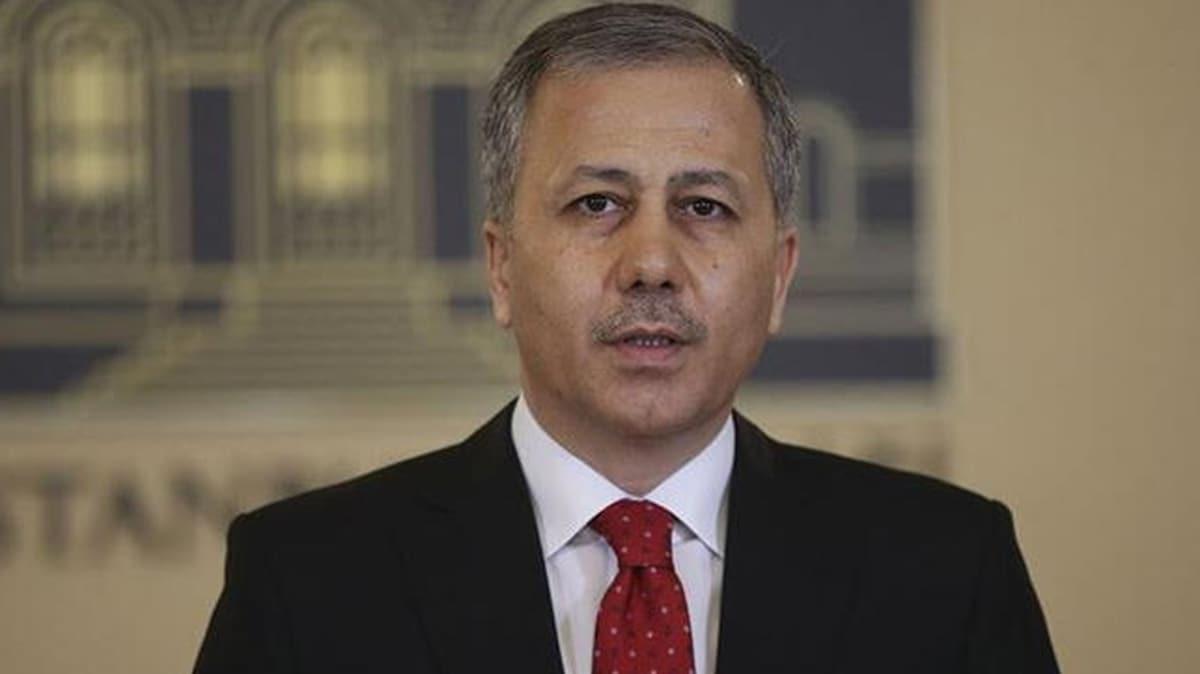 İstanbul Valisi Yerlikaya, mahalle muhtarlarından denetim için destek çağrısında bulundu