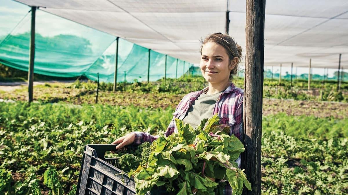 Genç ve kadın çiftçilere hibe