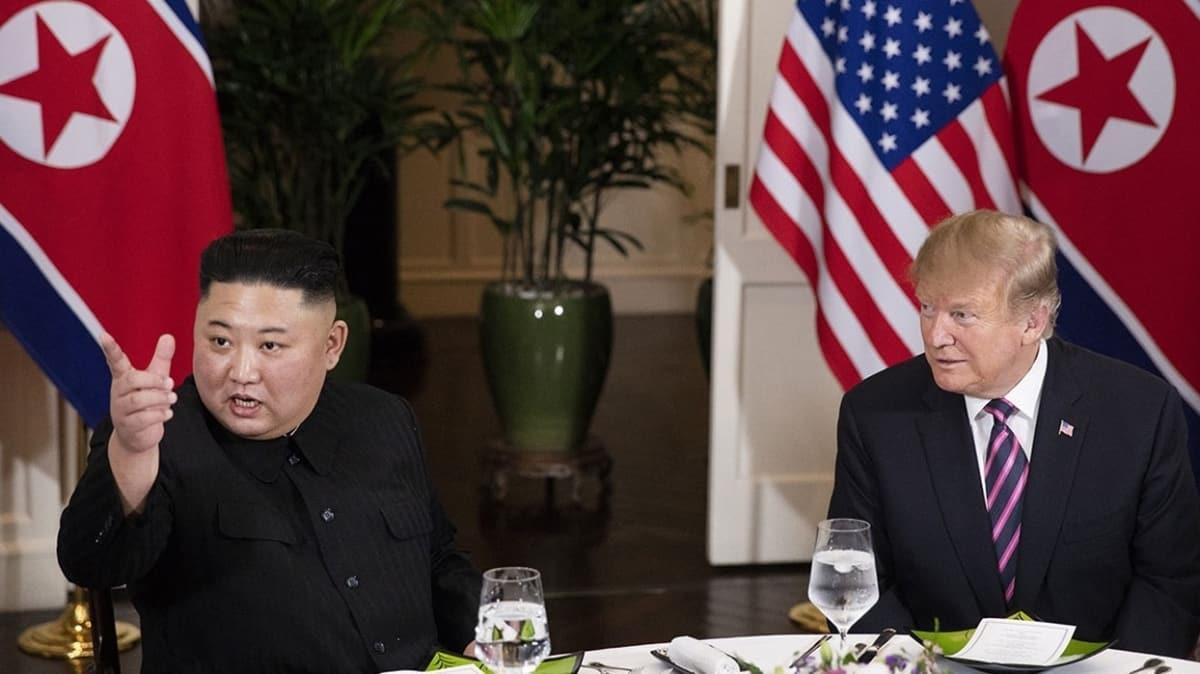 Kim Jong-un hakkında dikkat çeken iddia: Amcasını nasıl öldürttüğünü Trump'a anlatmış!