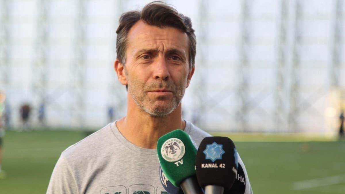 Bülent Korkmaz, Konyaspor'dan ayrılma kararı aldı