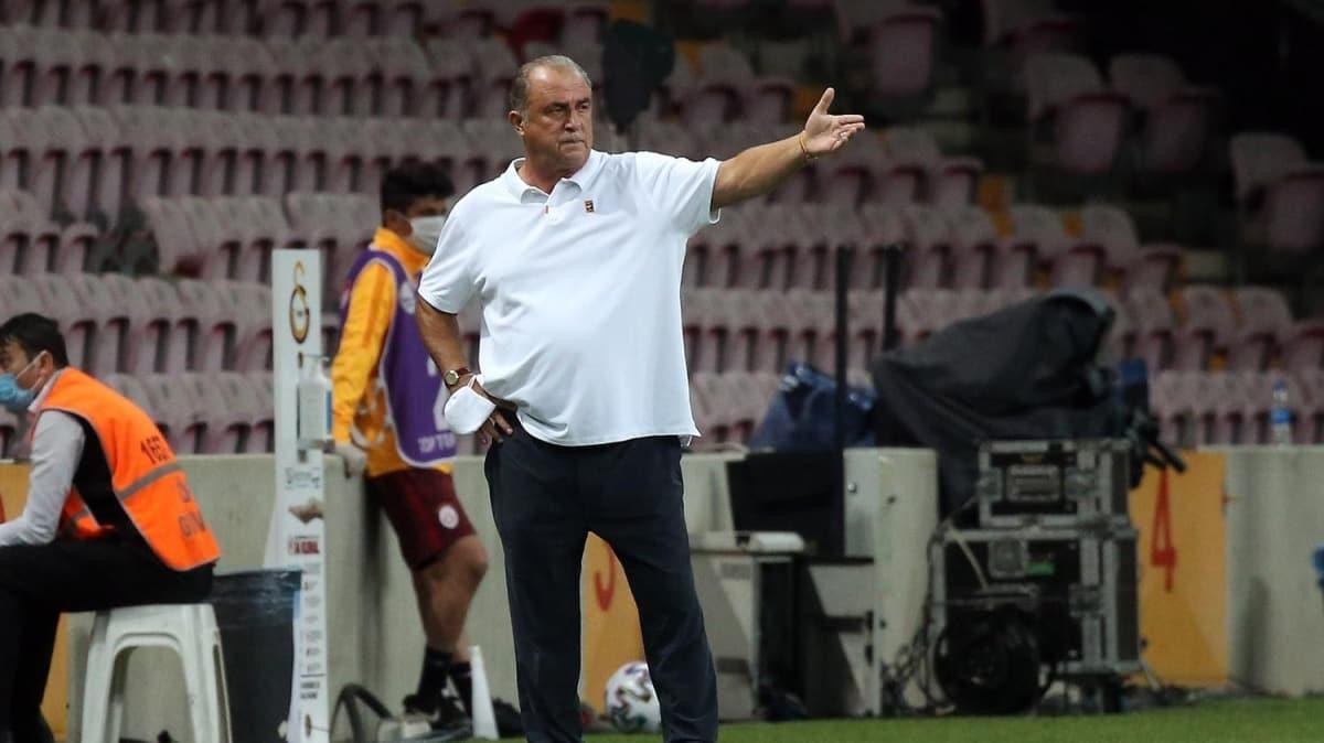 Fatih Terim: 'Okay Yokuşlu transferi olmadı'