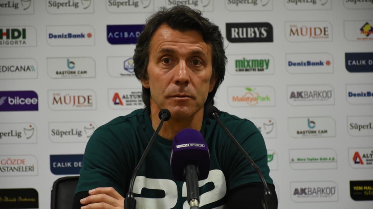 Bülent Korkmaz, Konyaspor'dan ayrıldığını açıkladı