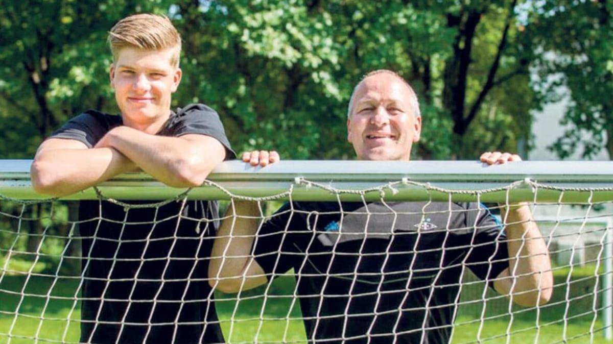 Sörloth'un babası Göran Sörloth'tan transfer açıklaması
