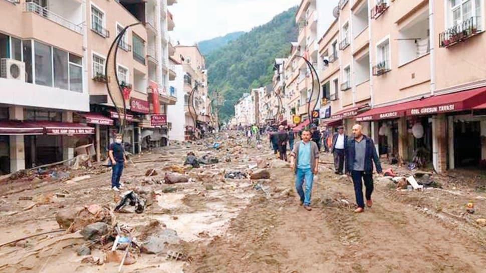Turkcell'den Giresun'a yardım eli! Sel mağdurlarına Paycell'le hibe desteği