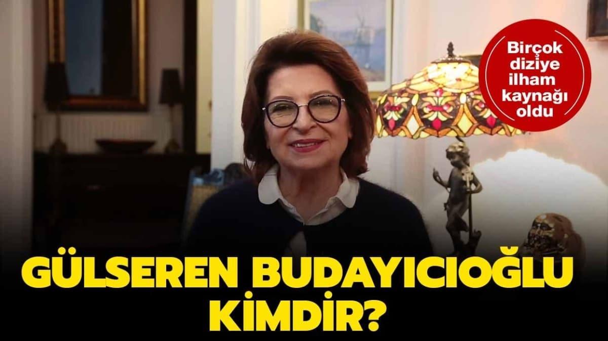 """Dr. Gülseren Budayıcıoğlu'nun kitapları hangileri"""" Gülseren Budayıcıoğlu kimdir, kaç yaşında"""""""