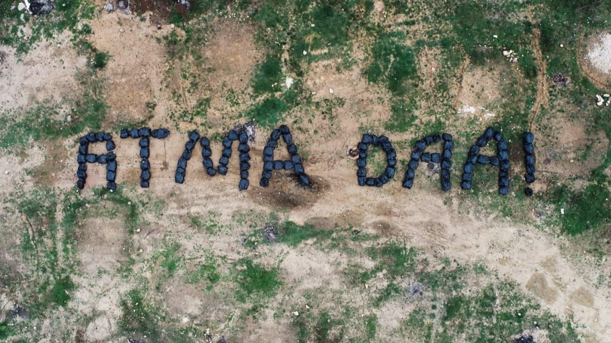"""Ordu'da temizlik işçilerinden şiveli tepki: """"Atma Daa!"""""""