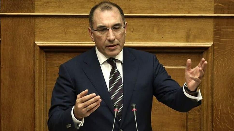 Yunan milletvekili Kammenos'tan Meis itirafı: Lahey'e gidersek her şeyi kaybederiz