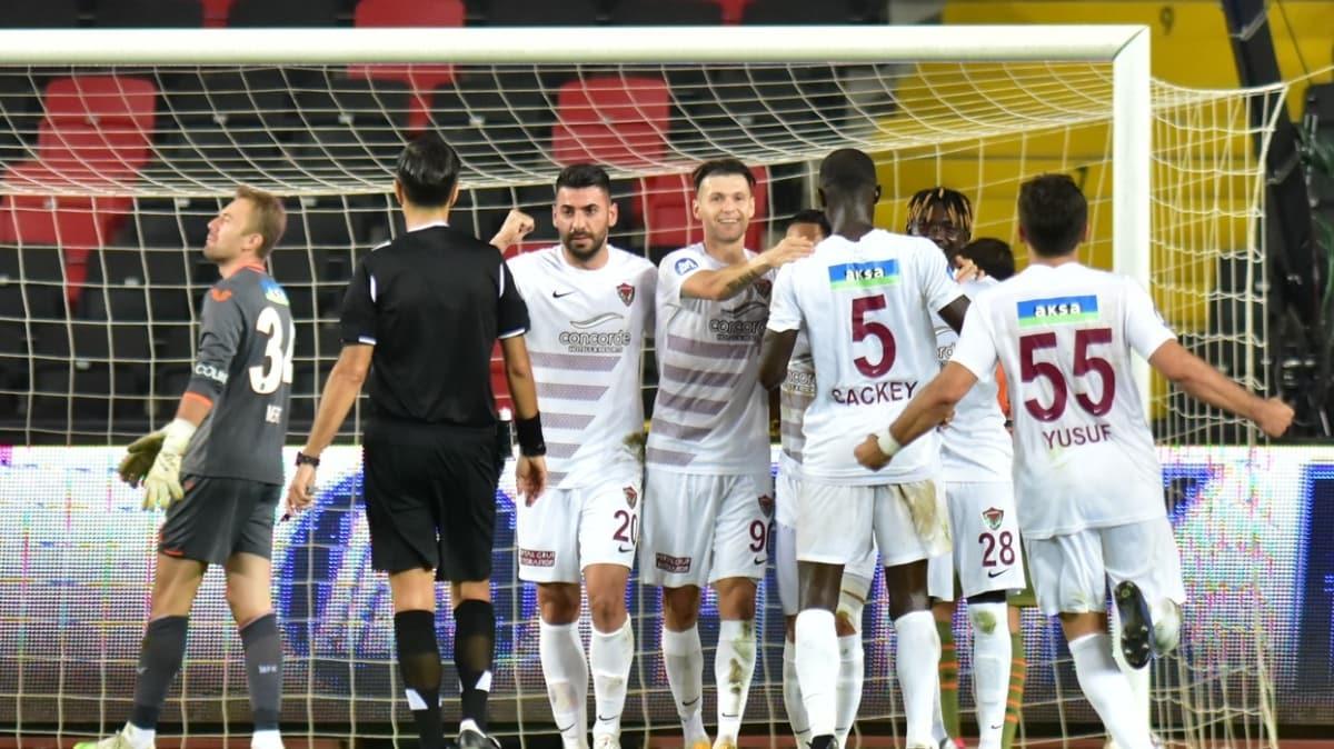 Süper Lig'in yeni ekipleri sezona galibiyetle başladı