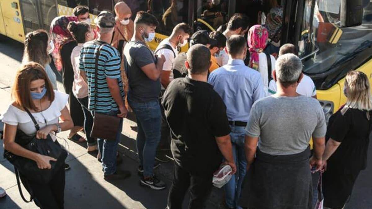 """İstanbul'da mesai saatleri değişiyor mu"""""""