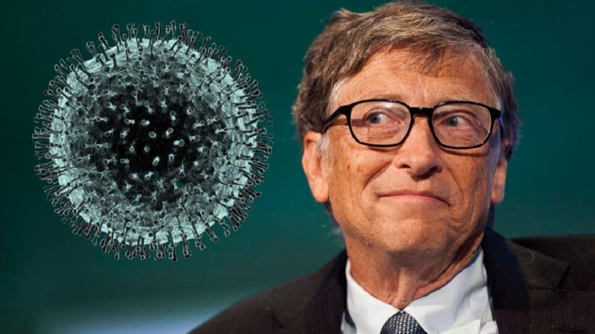 Bill Gates'ten koronavirüs aşı açıklaması: Dört adet korona aşısı bulunacak
