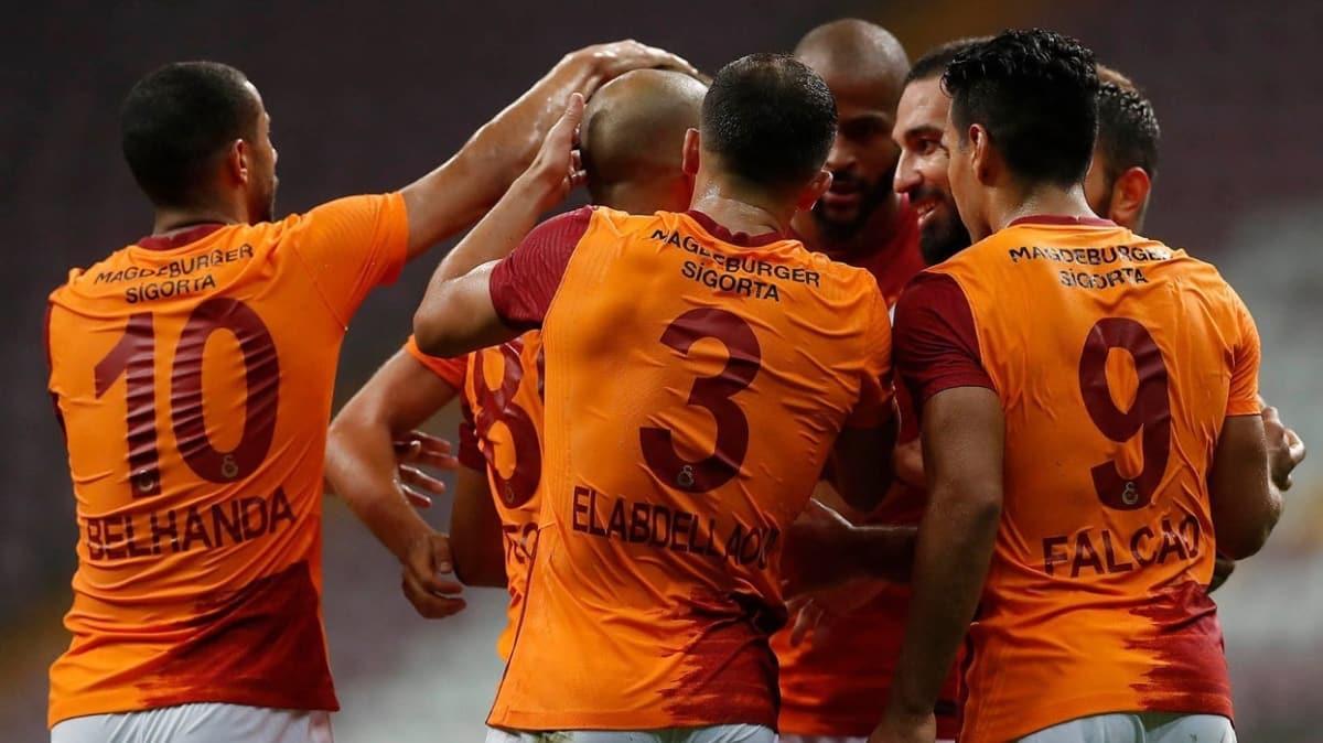 Galatasaray, bir ayda 4.5 milyon TL ciro elde etti