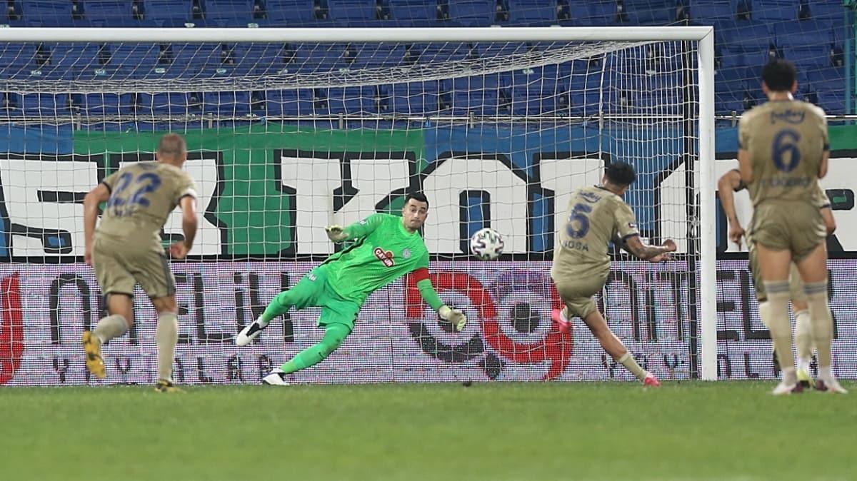 Süper Lig'in ilk haftasında 6 penaltı kararı