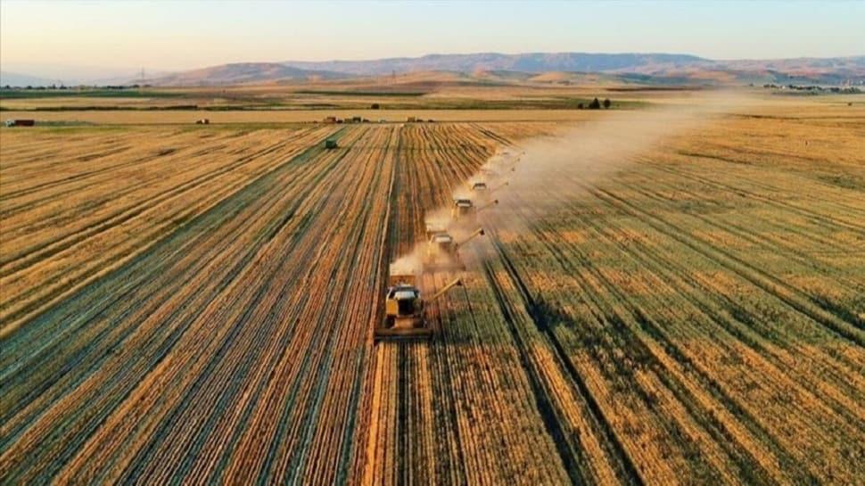 Bakan Kurum'dan çiftçilere müjde: Hazineye ait tarım arazilerini üretime açıyoruz