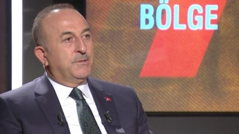 Dışişleri Bakanı Çavuşoğlu: Navtex Yunanistan'a uyarıdır