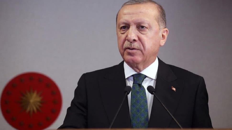 Başkan Erdoğan'dan Japonya'nın yeni başbakanı Yoşihide'ye tebrik mesajı