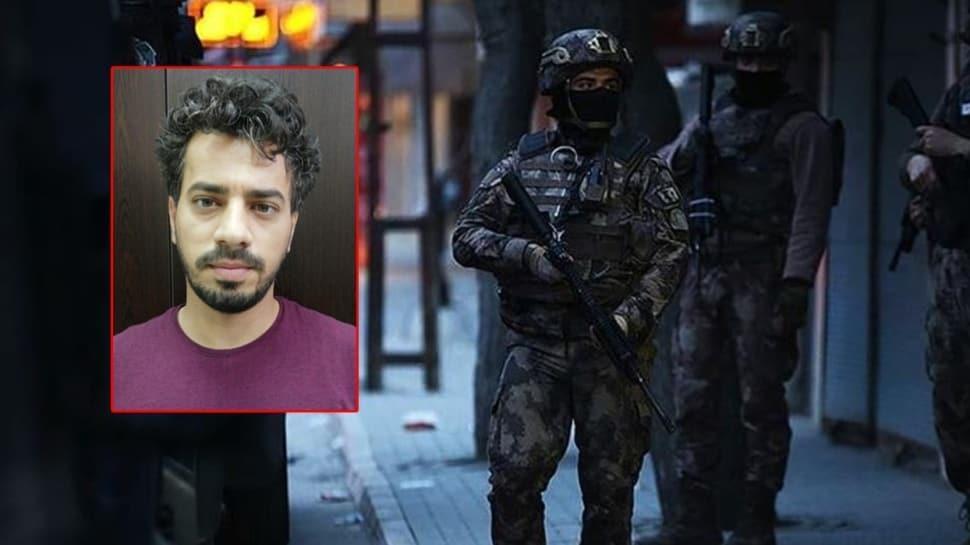 DEAŞ'lı teröristin üzerinde ele geçirilen flaş bellekten örgüte ait saldırıların görüntüsü çıktı